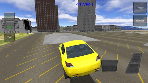 玩免費賽車遊戲APP|下載怪物特技车模拟器 app不用錢|硬是要APP