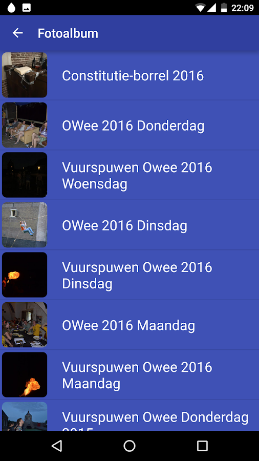 DZ OWee 2017- screenshot
