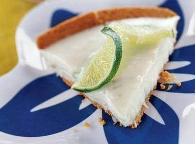 White Chocolate Key Lime Pie Recipe