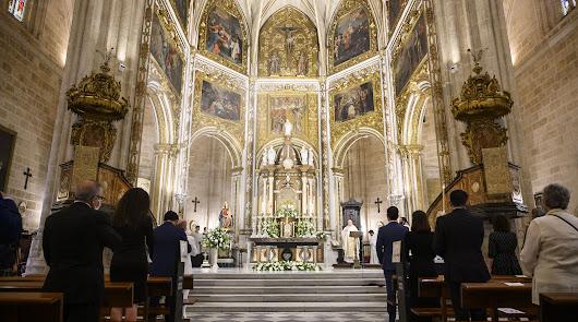 La Catedral vuelve a abrirse por el Corpus Christi