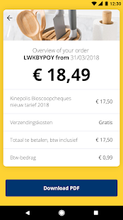 Download Samenaankoop KU Leuven For PC Windows and Mac apk screenshot 4