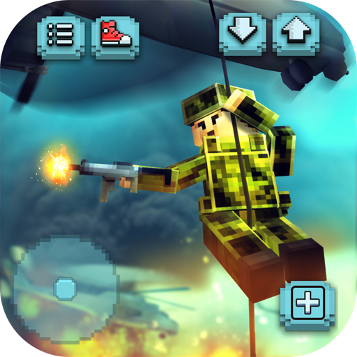 Call Of Craft: Blocky Tanks Battlefield Android APK Download Free By Cubic Games LTD