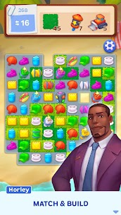 Match Town Makeover Mod Apk 1.3.402 (Unlimited Boosters) 2