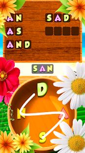 Word Beach! : Word Games - náhled