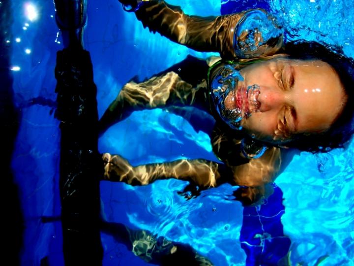 Fuori o dentro l'acqua. di robinhood