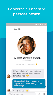 happn — App de encontros Screenshot