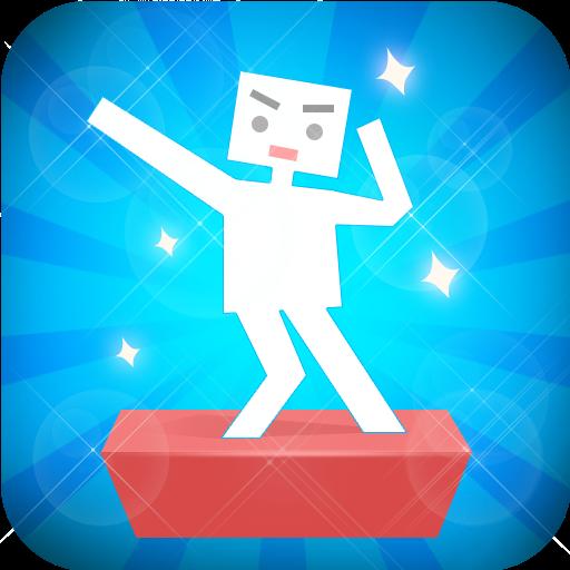 纸片涂鸦 : 跳舞 音樂 App LOGO-硬是要APP