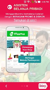 Mumu Grocery Deliveries- screenshot thumbnail