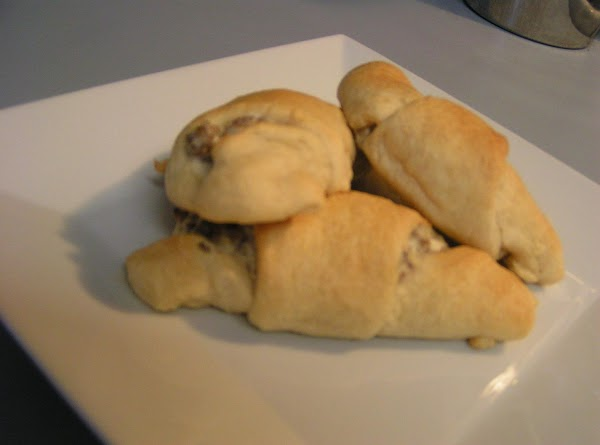 Sausage And Cream Cheese Filled Crescents - Dee Dee's Recipe