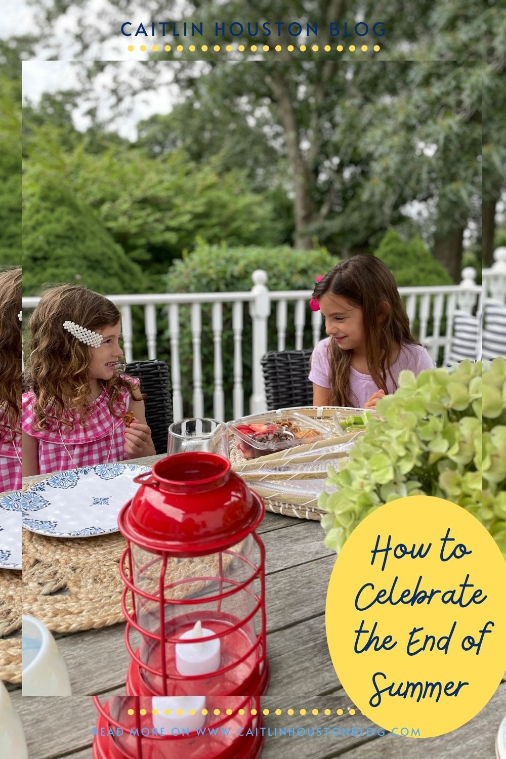 4 fun ways to celebrate the end of summer
