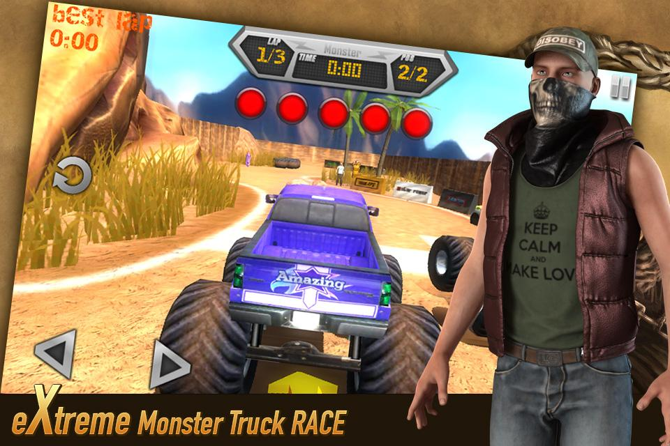 Monster Truck Extreme Android Apps On Google Play