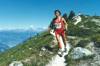 Photo: sierre zinal 1997