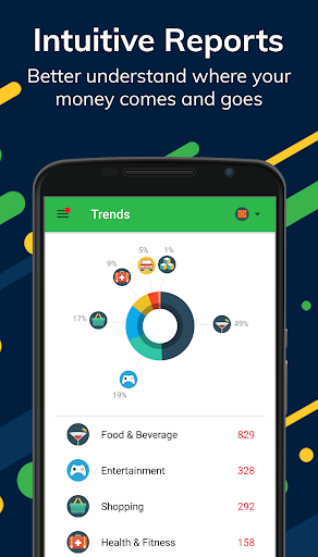 Money Lover: Money Manager, Budget Expense Tracker 3.8.129.2019070503 screenshots 2