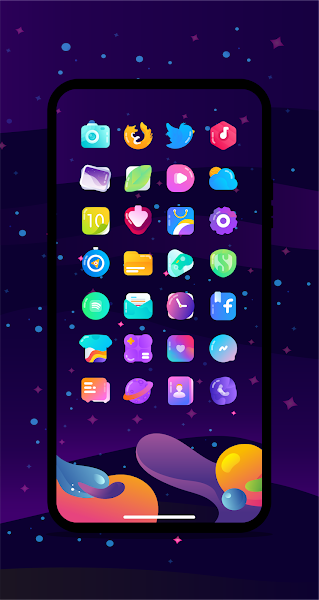 Bucin Icon Pack Screenshot Image