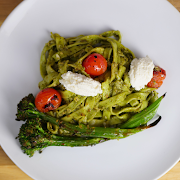 Spinach Fettuccine HARVEST Pesto (2 MEALS)