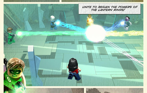 LEGO ® Batman: Beyond Gotham  screenshots 9