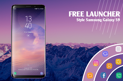 By Photo Congress || Samsung Galaxy S9 Themes Apk