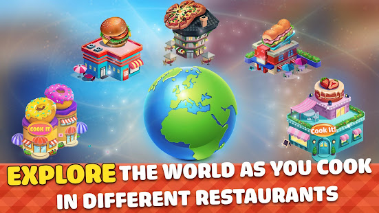 Game Cook It! Cooking Games Craze & Restaurant Games APK for Windows Phone