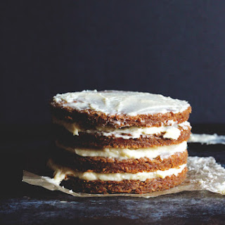 Mini Sweet Potato Layer Cakes