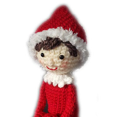 Free Crochet Patterns Christmas Ornaments @ crochetreasures