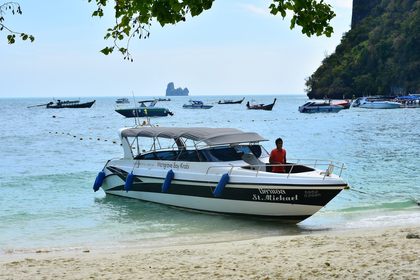 The Hong Islands Day Trip by Mangrove Bay Krabi