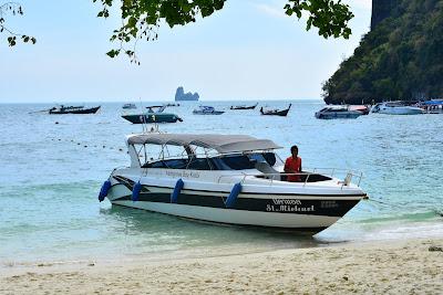 Hong Island Speed Boat Tour by Mangrove Bay Krabi