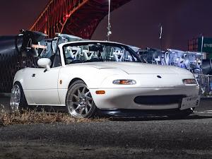 ロードスター NA8C 1997年式のカスタム事例画像 Yasuさんの2020年01月13日12:42の投稿