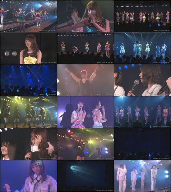 (LIVE)(720p) AKB48 チームB 「ただいま 恋愛中」公演 Live 720p 170922