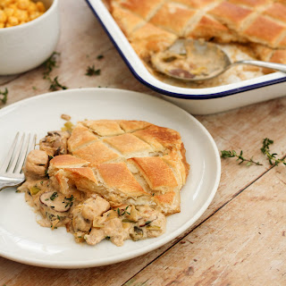Quorn Chicken Pie Recipe