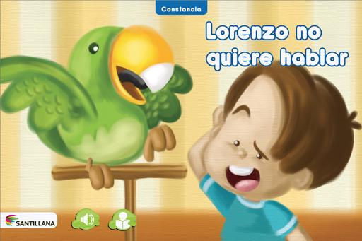 Lorenzo no quiere hablar