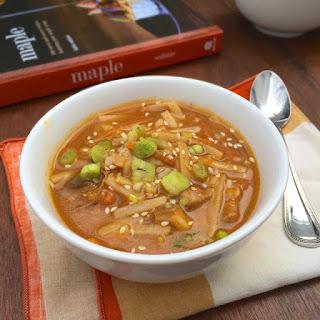 Slow Cooker Chicken Thigh Hot Pot