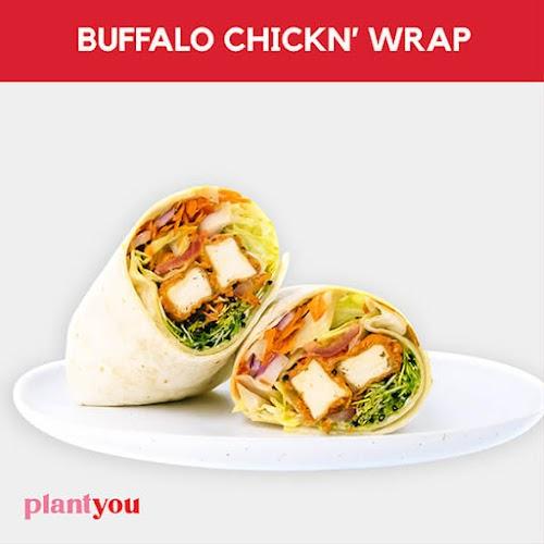 Buffalo Chickn' Wrap