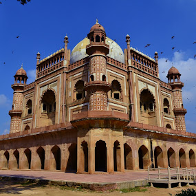 The Tomb of Safdurjung by Siddhartha Chitranshi - Buildings & Architecture Public & Historical