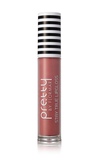 Labial Pretty Brillo Stay True Lip Gloss 06
