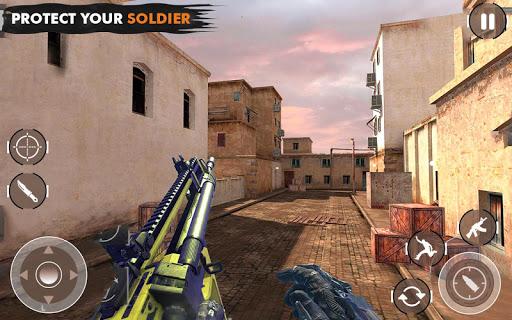 offline shooting game: free gun game screenshots 5