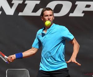 Kimmer Coppejans volgt het goede voorbeeld en herhaalt succes uit Davis Cup