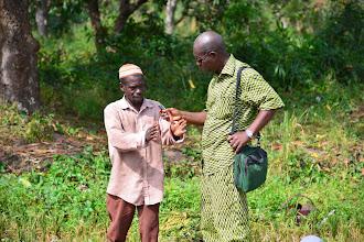 Photo: Community Radio, Guinea