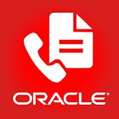 Oracle Sales Cloud Call Report