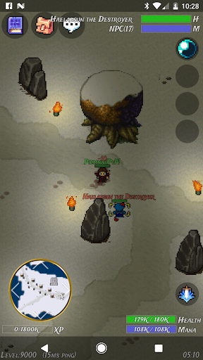 WinterSun MMORPG (Retro 2D) screenshots 8