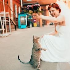 Wedding photographer Vladimir Rybakov (VladimirRybakov). Photo of 01.02.2016