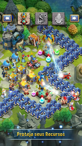 Castle Clash: Batalha de Guildas 1.6.2 screenshots 9
