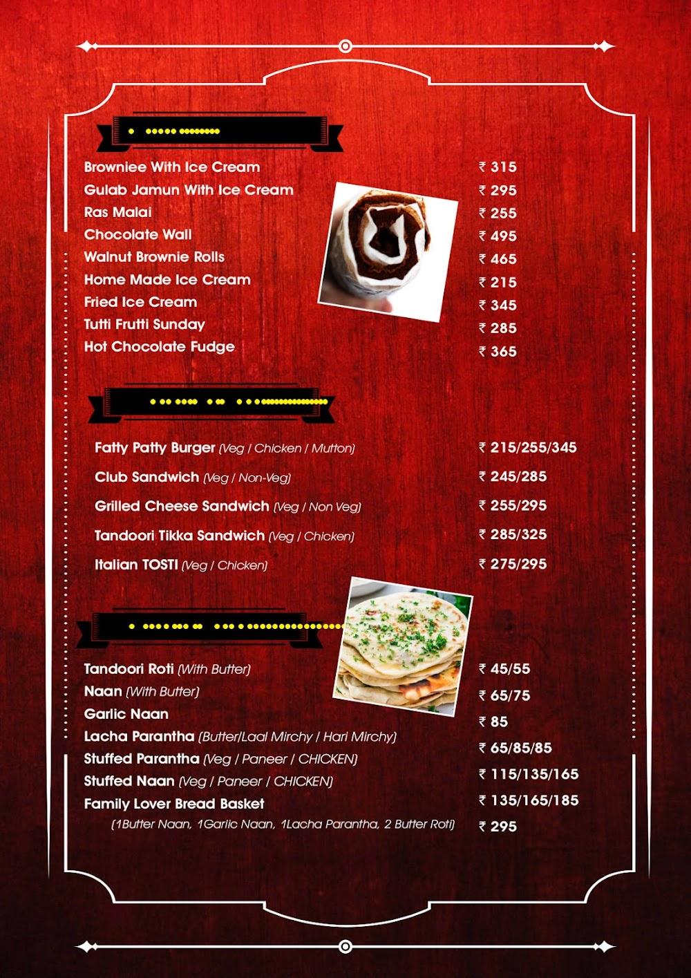 Level Up menu 7