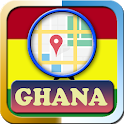 Ghana Maps And Direction icon