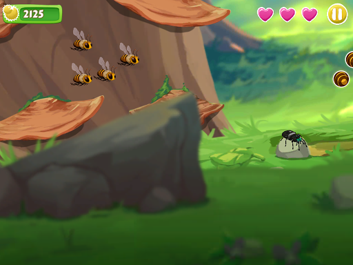 Bee Odyssey screenshot 6
