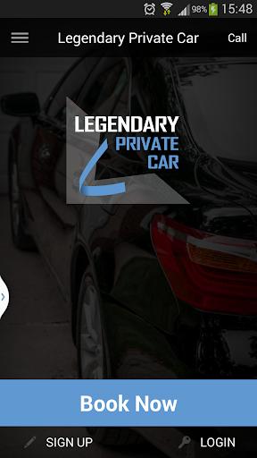 Legendary Private Car