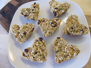 Hearty Granola Bars Recipe