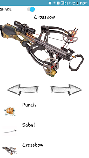 Generator shots weapons sound  screenshots 2
