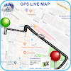 GPS Route Finder : Live Earth Maps & Navigation
