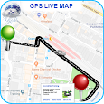 GPS Driving Route Maps & Navigation - Earth Map apk