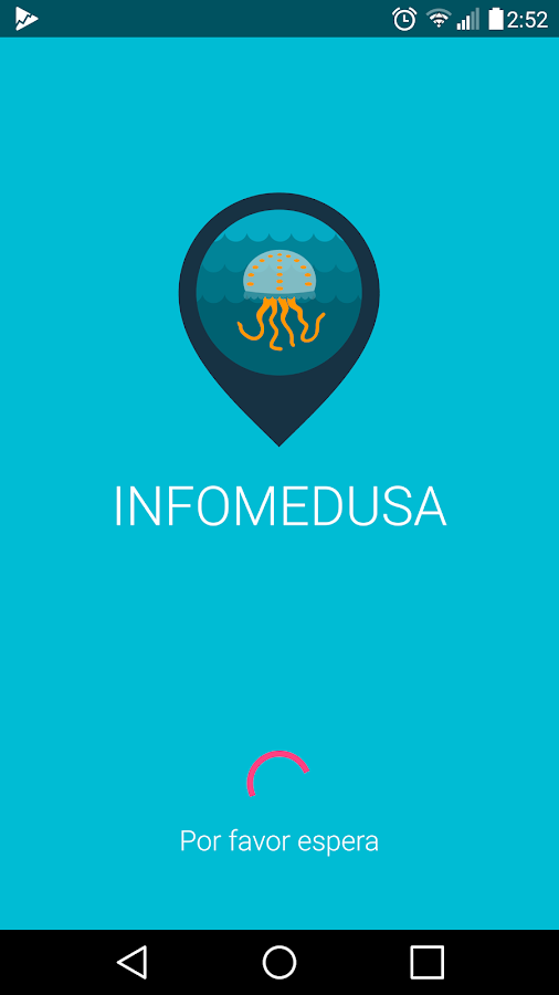Infomedusa- screenshot